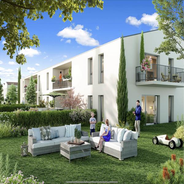 Programme neuf Maison Le Pian-Médoc 33290